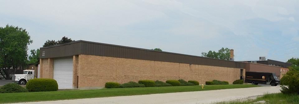 Distribution and warehousing facility in the Chicago area